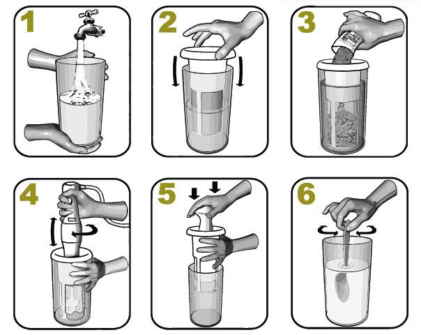Chufa_mix_istruzioni