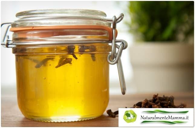 Miele Chiodi di garofano con Logo NaturalmenteMamma