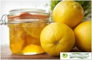 Miele Limone con Logo Naturalmente Mamma