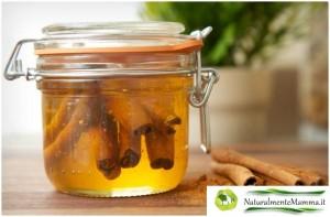 Miele cannella con Logo NaturalmenteMamma