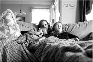 famiglia malata