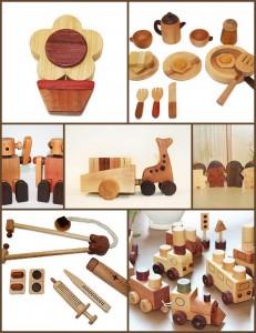 giocattoli creativi