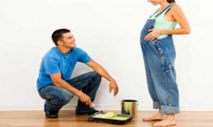 lavori casalinghi in gravidanza