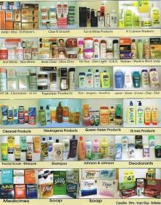 prodotti bellezza